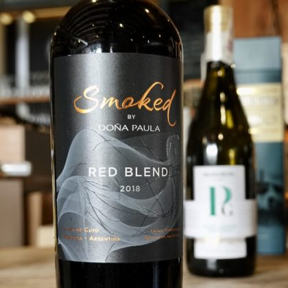 Smoked by Doña Paula Red Blend 2018