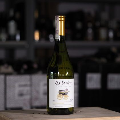 Los Coches Classic Collection Chardonnay 2018
